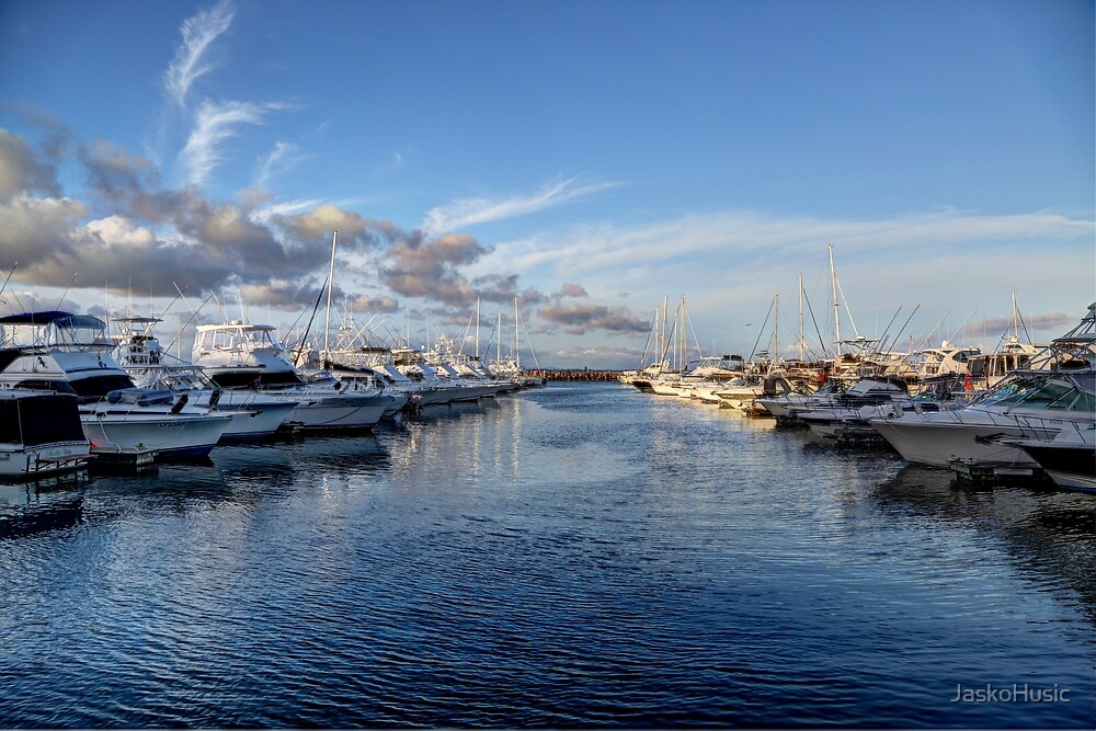 Nelson Bay Marina by JaskoHusic