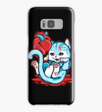 Cat Got Your Heart? Samsung Galaxy Case/Skin