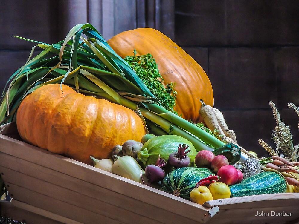Harvest Festival by John Dunbar