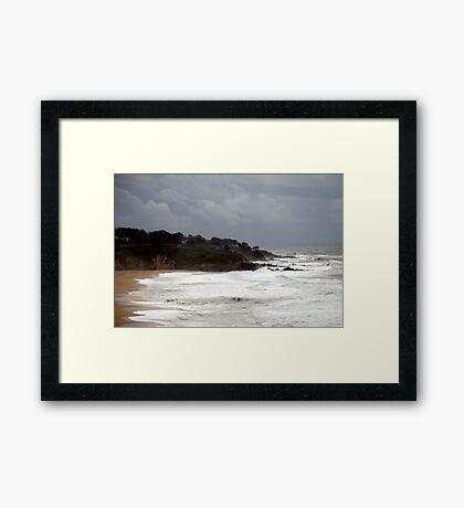 Montara Framed Print