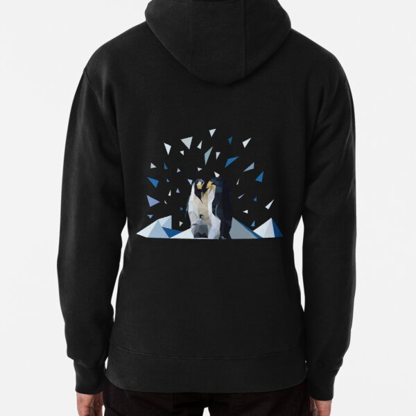 the family will always be there. Pullover Hoodie