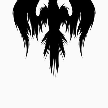Black Eagle by PrintMagic
