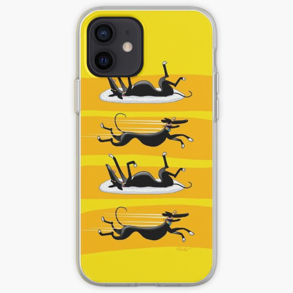Zoomin' Snoozin iPhone iPhone Soft Case