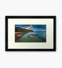 Freycinet Sunset, Tasmania Framed Print