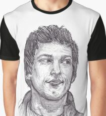 Jake Peralta Graphic T-Shirt