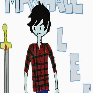 Marshall Lee by wonton-chan