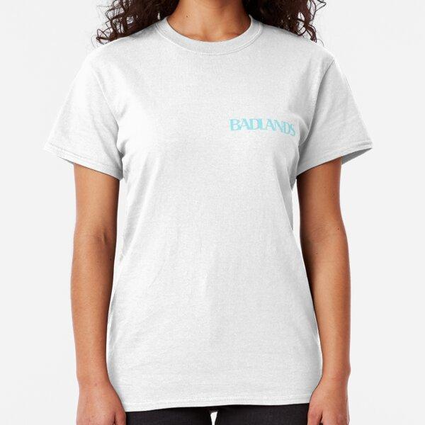 BADLANDS blue Classic T-Shirt