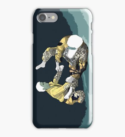 The Ground is my Ocean Part Three iPhone Case/Skin