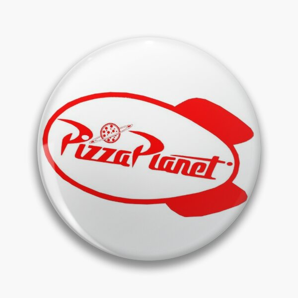 Pizza Planet! Pin