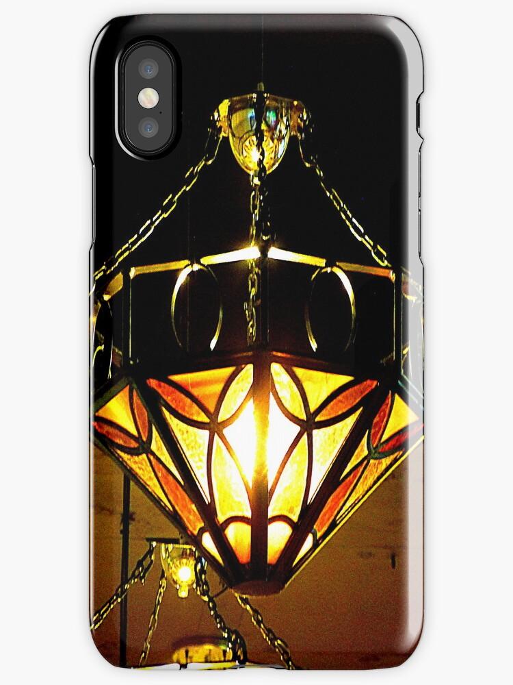 Tiffany iPhone Case by Fara