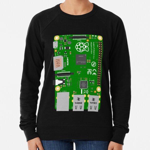 Raspberry Pi B + Lightweight Sweatshirt