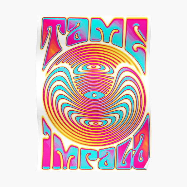 text Impala Poster
