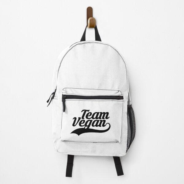 Team Vegan Backpack