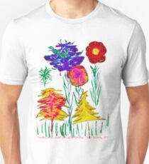 Doodling, While I Should Have Been Listening Unisex T-Shirt
