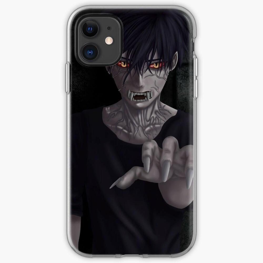 coque iphone 8 tokyo ghoul ayato