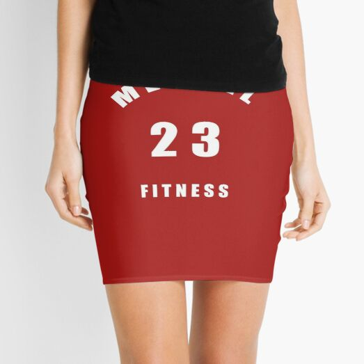 mental fitness Mini Skirt