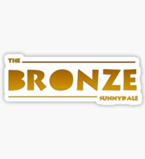 The Bronze, Sunnydale Sticker