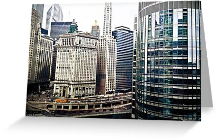 A Perspective of the City by kalikristine