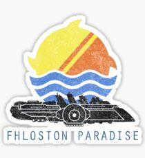 Fhloston Paradise Sticker