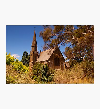 A Hidden Gem  ~ Church In Cooma NSW ~ Photographic Print