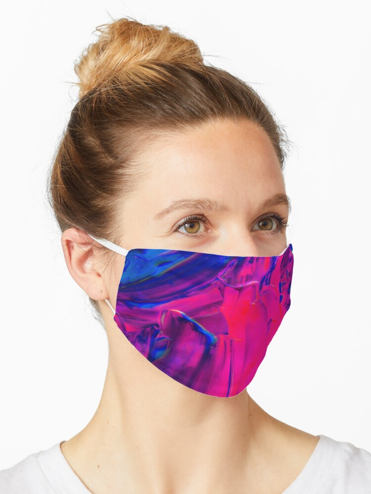 Quality Organic Cotton Face Mask With Filter Pocket Filter Sheets