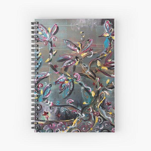 also old world ash Spiral Notebook