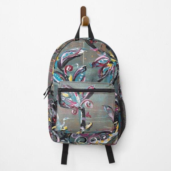 also old world ash Backpack