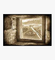 """""""Looking Back To The Residences"""" Photographic Print"""