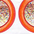Technicolor Mirror by kalikristine