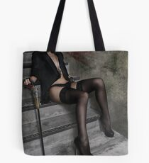 Steampunk Maiden 2 Tote Bag