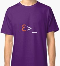 Love Terminal Classic T-Shirt