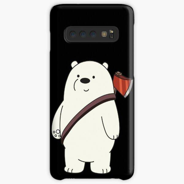 Ice Bear Samsung Galaxy Snap Case