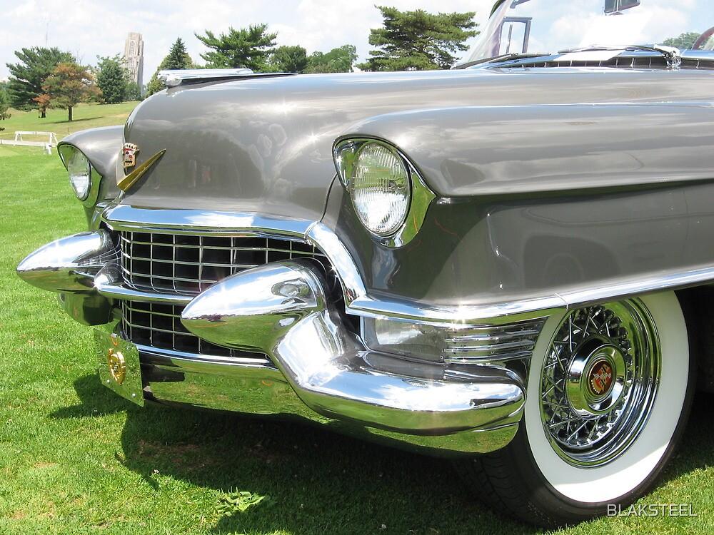 1955 Cadillac by BLAKSTEEL