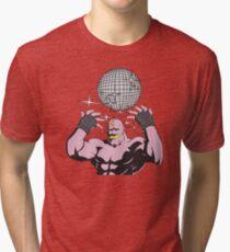 fullmetal alchemist Armstrong Disco Tri-blend T-Shirt