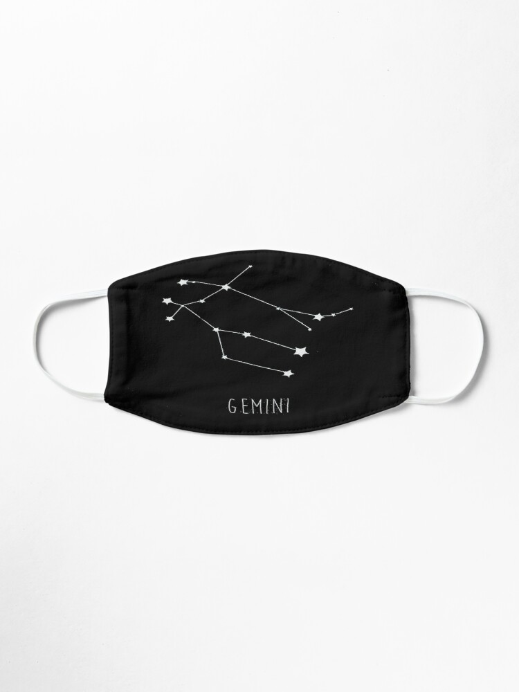 Alternate view of Gemini Mask