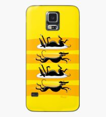 Zoomin' Snoozin' Galaxy Case/Skin for Samsung Galaxy