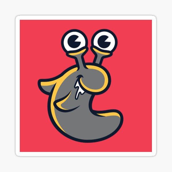 Slogo Logo Sticker