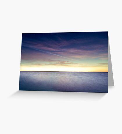 Vanilla Sky Greeting Card