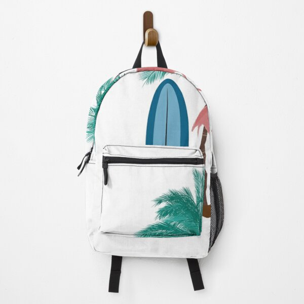 a great summer design to wear yourself or as a gift. Backpack