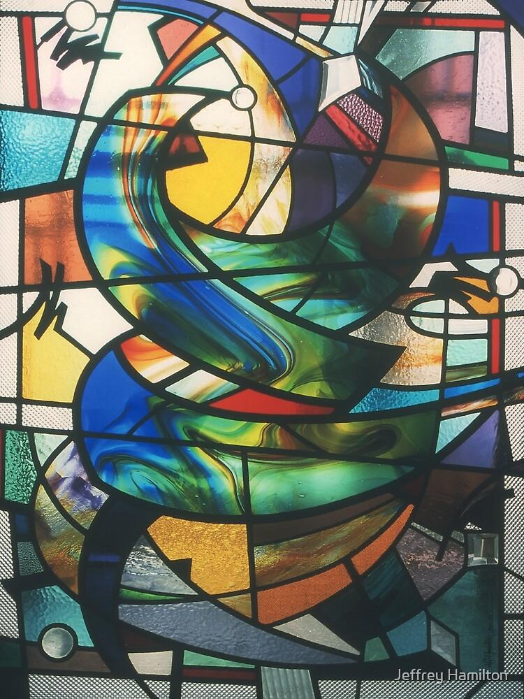 Vigorous, Energetic and Uplifting by Jeffrey Hamilton