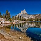 Upper Cathedral Lake by Cat Connor
