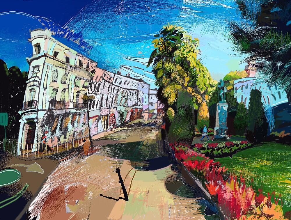 The Parade, Leamington by james vinciguerra