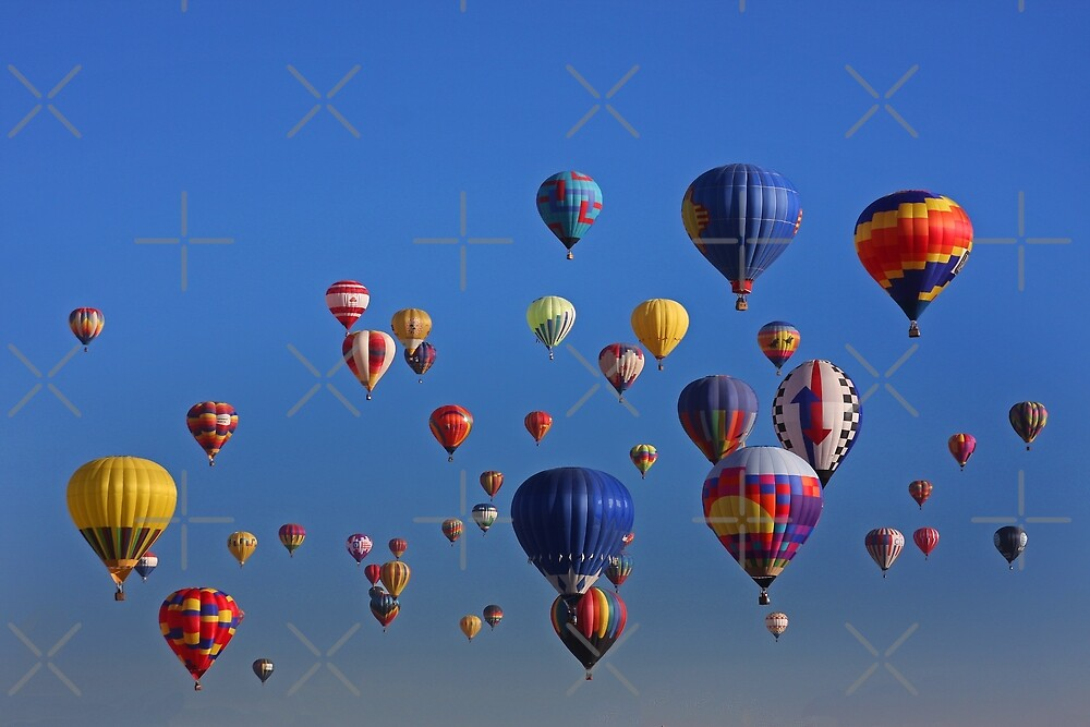 Up, Up and Away by CarolM
