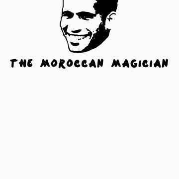 Zero - The Moroccan Magician by givemeone