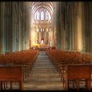 Cathedral of Coutances by Michaël Tardif