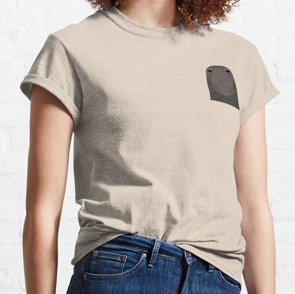 Geometric Elephant Seal Classic T-Shirt