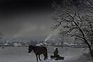 Dusk Ride by Igor Zenin