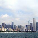 Chicago backdrop by JMaxFly