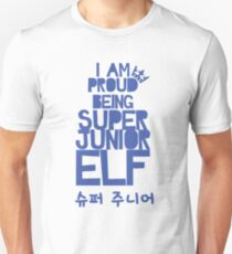 Super Junior ELF Slim Fit T-Shirt