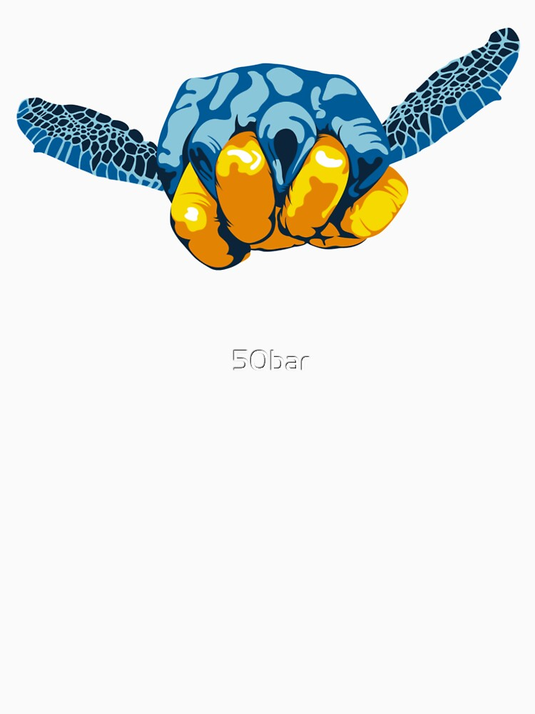 Turtle Hand Signal by 50bar